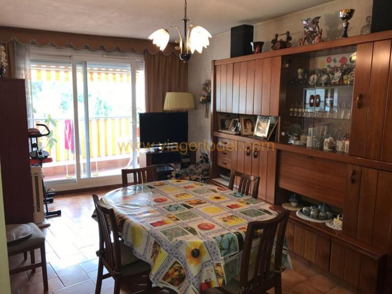 Viager appartement La trinité 65000€ - Photo 1