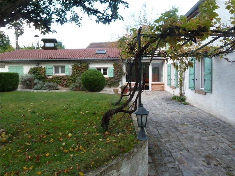 Vente maison / villa Jouy le moutier 379610€ - Photo 1