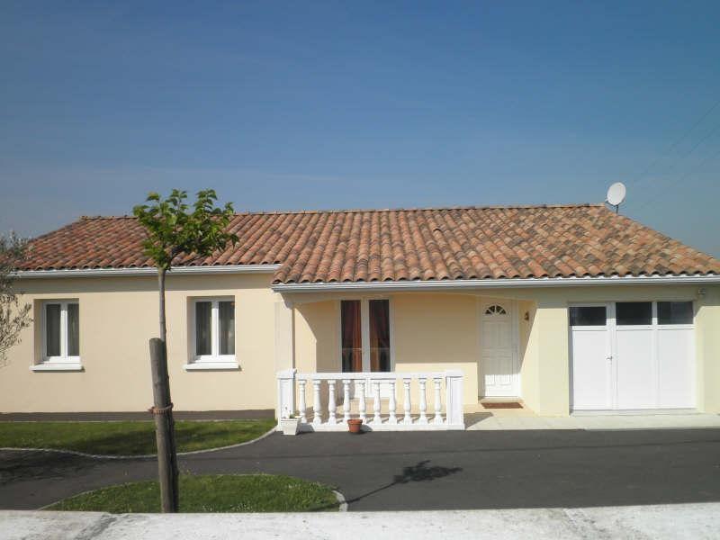 Location maison / villa Villejoubert 668€ CC - Photo 2