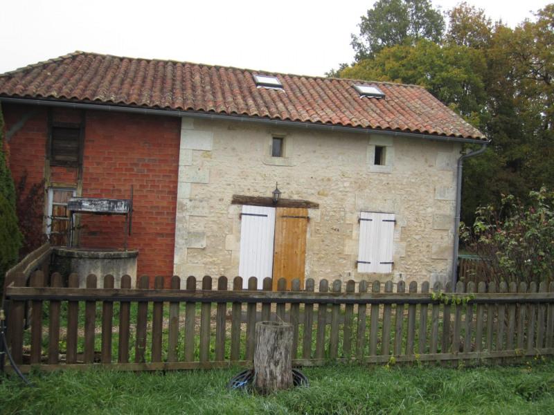 Rental house / villa Baignes-sainte-radegonde 495€ CC - Picture 1