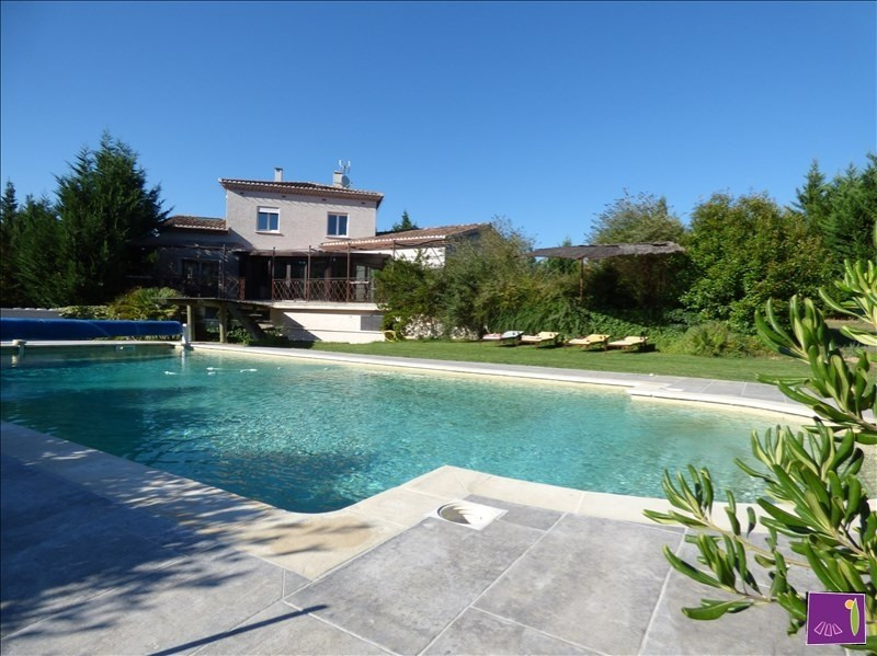 Vente de prestige maison / villa Vallon pont d arc 645 000€ - Photo 9