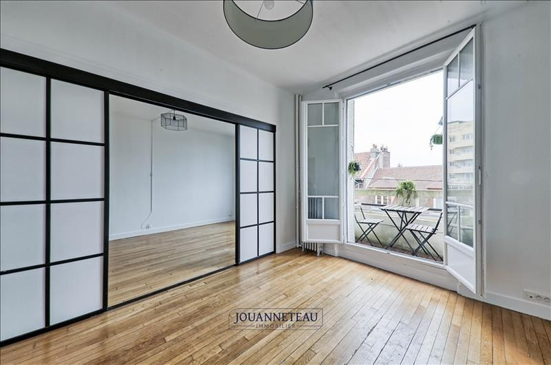 Sale apartment Vanves 348 400€ - Picture 1