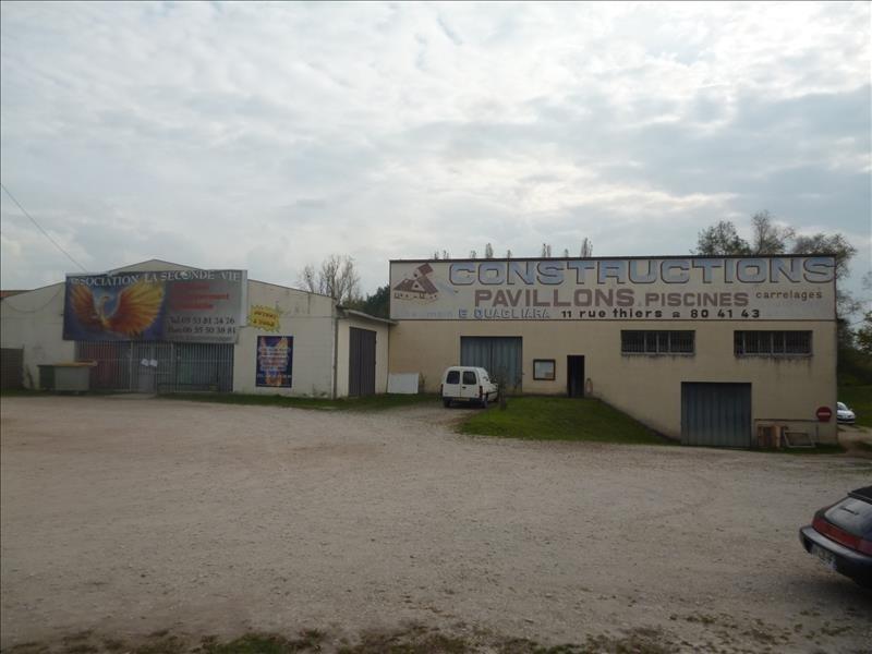 Rental empty room/storage Montpon menesterol 700€ HT/HC - Picture 1