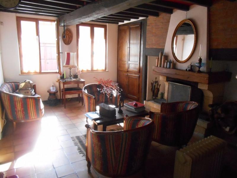 Sale house / villa Francastel 163000€ - Picture 4