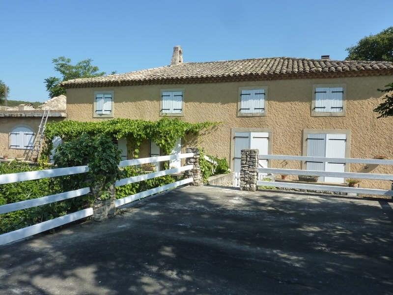 Vente de prestige maison / villa Goudargues 630000€ - Photo 7