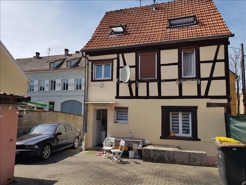 Verkoop  huis Bischwiller 169000€ - Foto 2