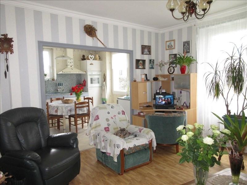 Sale house / villa Pont-croix 151670€ - Picture 3