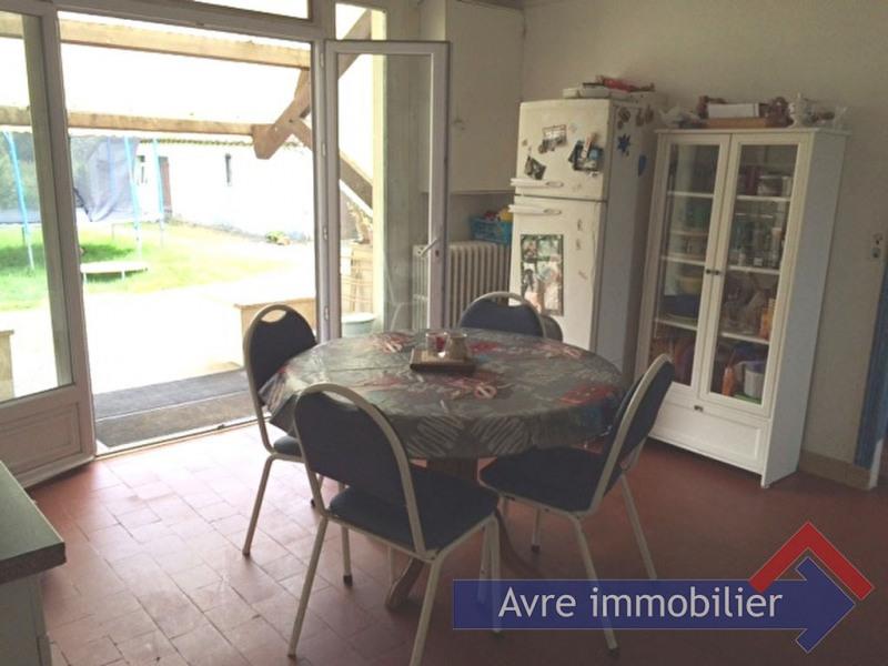 Vente maison / villa Verneuil d'avre et d'iton 127000€ - Photo 9