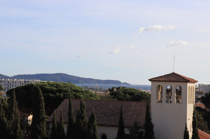 Vacation rental apartment Cavalaire 350€ - Picture 2