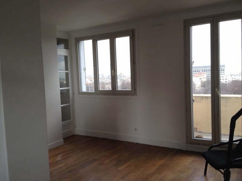 Sale apartment Montrouge 370000€ - Picture 3