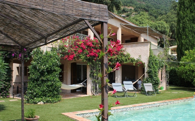 Vacation rental house / villa Cavalaire sur mer 1 000€ - Picture 1