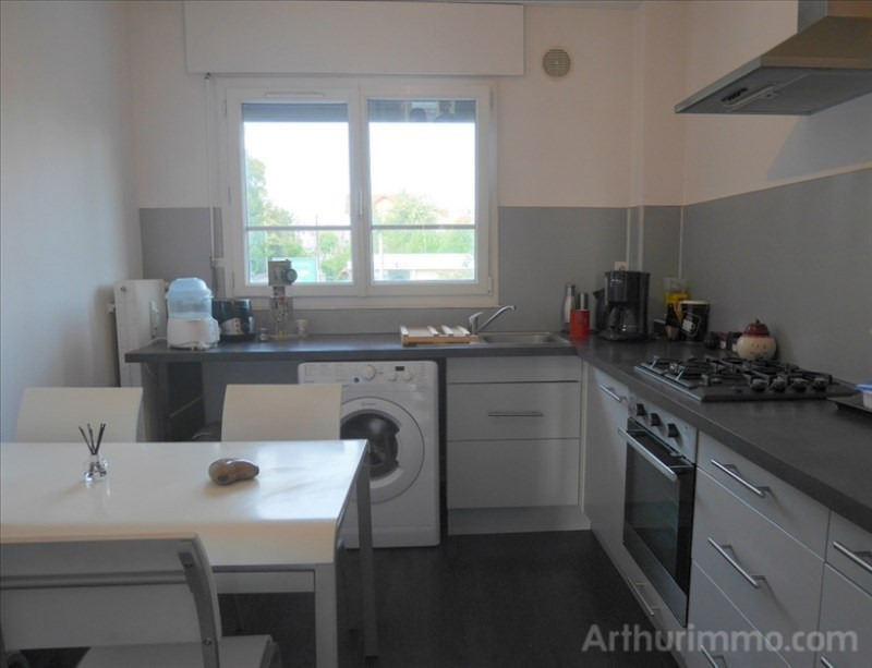 Vente appartement Besancon 137 000€ - Photo 1