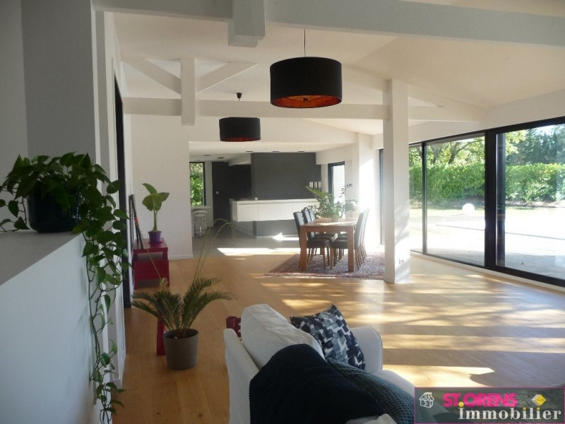 Vente de prestige maison / villa Coteaux toulouse sud 1145000€ - Photo 3