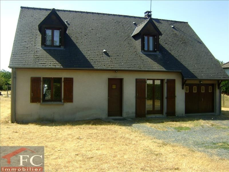 Sale house / villa St nicolas des motets 120200€ - Picture 4