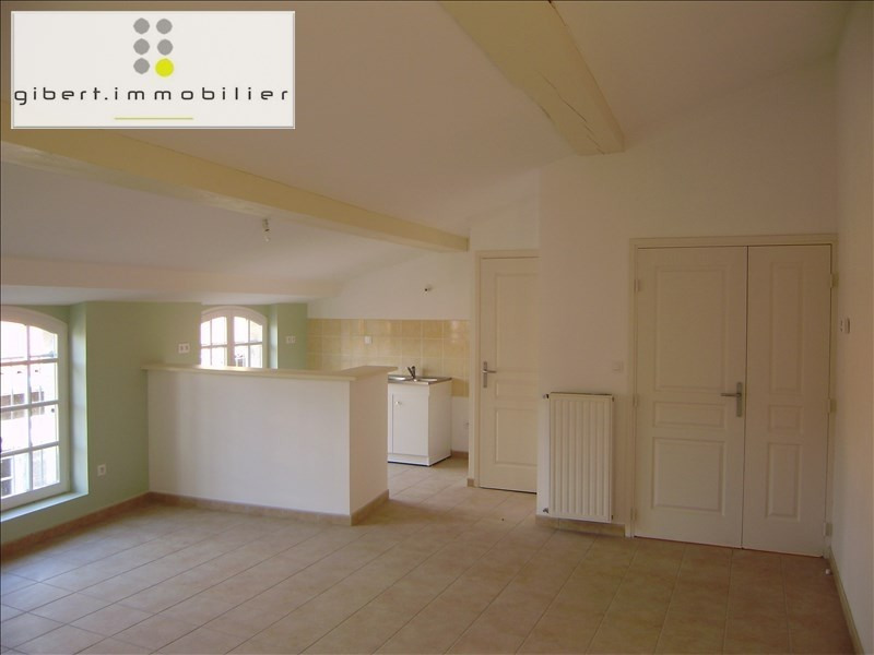 Rental apartment Le puy en velay 595€ CC - Picture 1