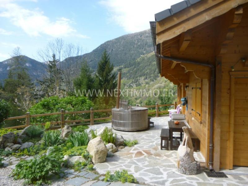 Revenda casa Saint-martin-vésubie 487000€ - Fotografia 21