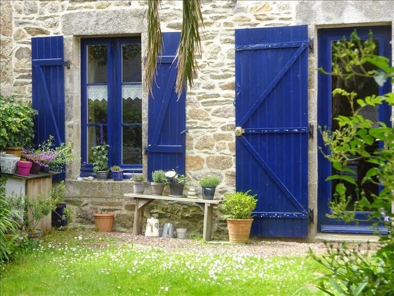 Sale house / villa Lannilis 82500€ - Picture 2