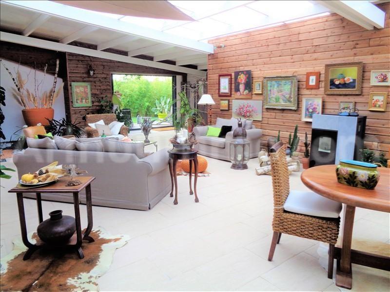 Sale house / villa La chapelle st mesmin 399000€ - Picture 2