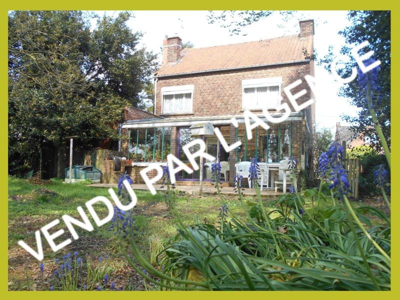 Vente maison / villa Gondecourt 249900€ - Photo 1
