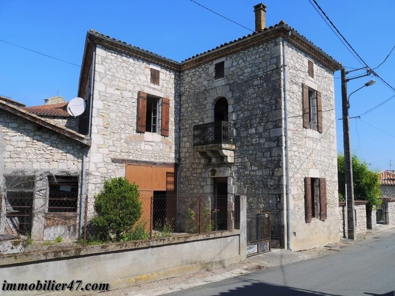 Sale house / villa Laugnac 99900€ - Picture 14