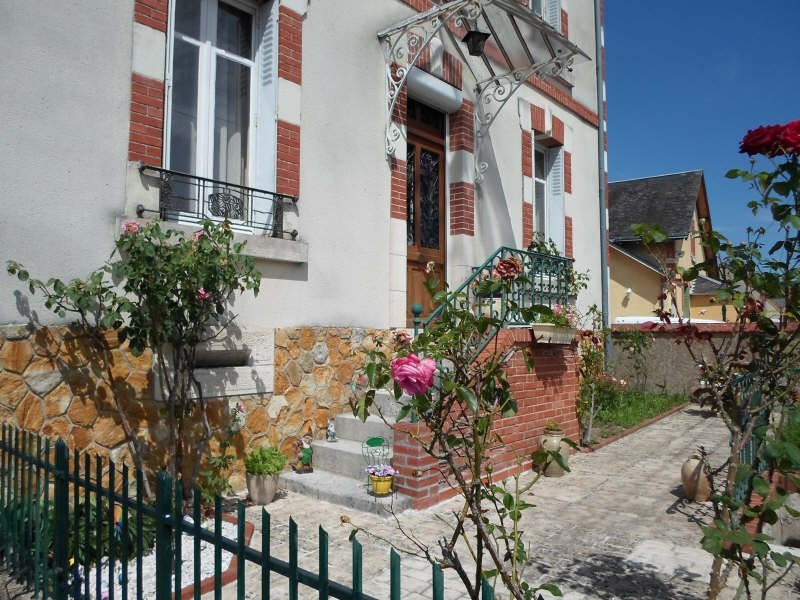 Sale house / villa Chatres sur cher 106 000€ - Picture 1