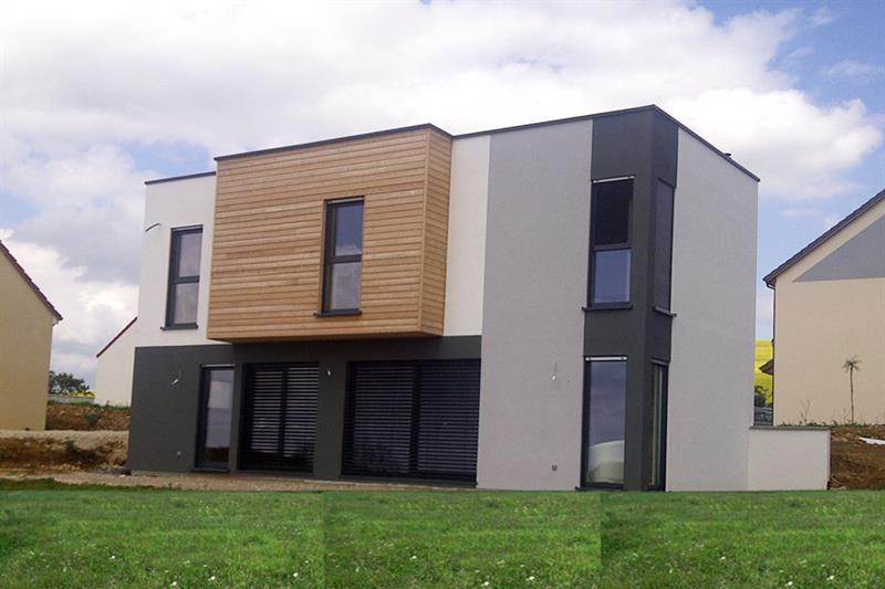 """Modèle de maison  """"Maison adaptée à son terrain en pente"""" à partir de 6 pièces Vosges par INNOV'HABITAT"""