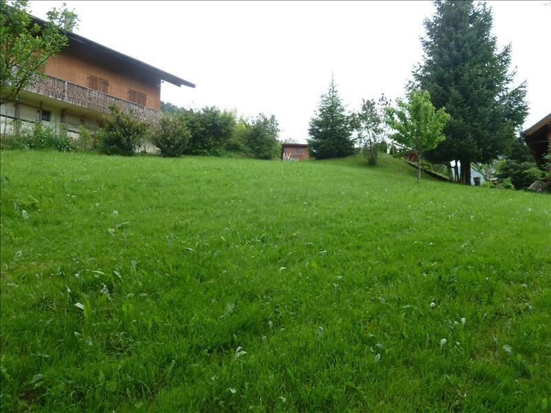 Vendita terreno Le biot 109000€ - Fotografia 1