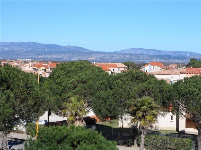 Sale apartment Le barcares 69 000€ - Picture 1