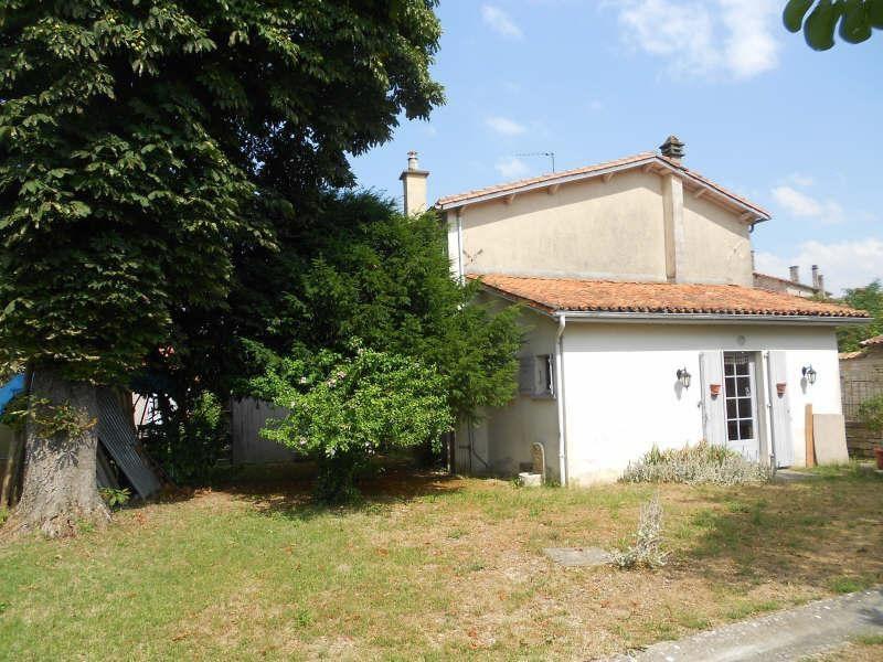 Vente maison / villa Tusson 118000€ - Photo 3