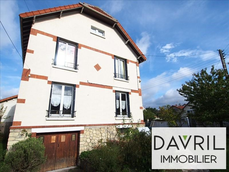 Sale house / villa Conflans ste honorine 447 000€ - Picture 1