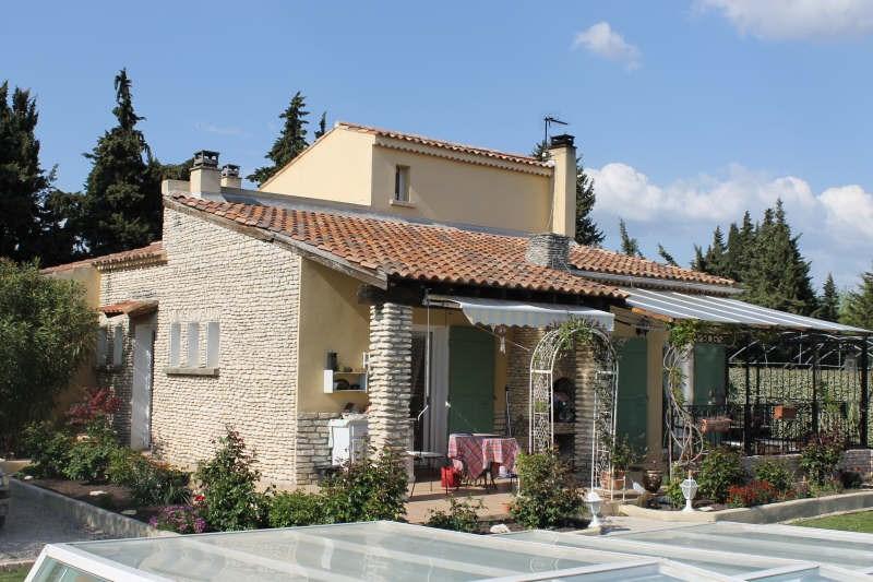 Sale house / villa Monteux 378000€ - Picture 1