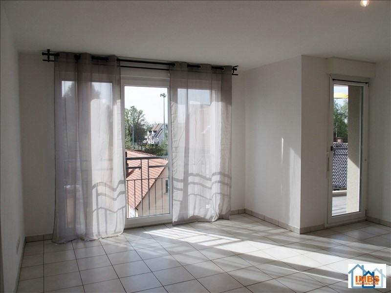 Venta  apartamento Bischheim 123000€ - Fotografía 2