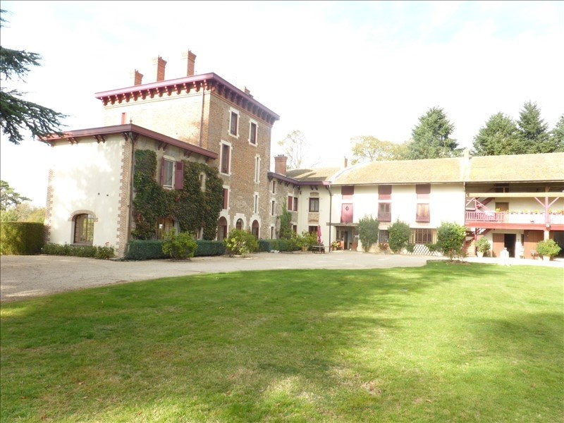 Immobile residenziali di prestigio casa Villars les dombes 1980000€ - Fotografia 1