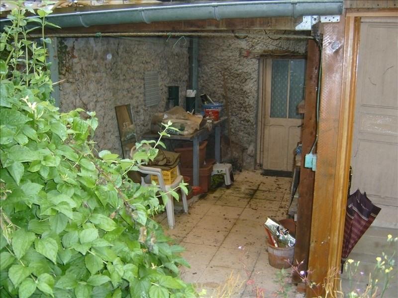 Vente maison / villa Villevallier 49800€ - Photo 9