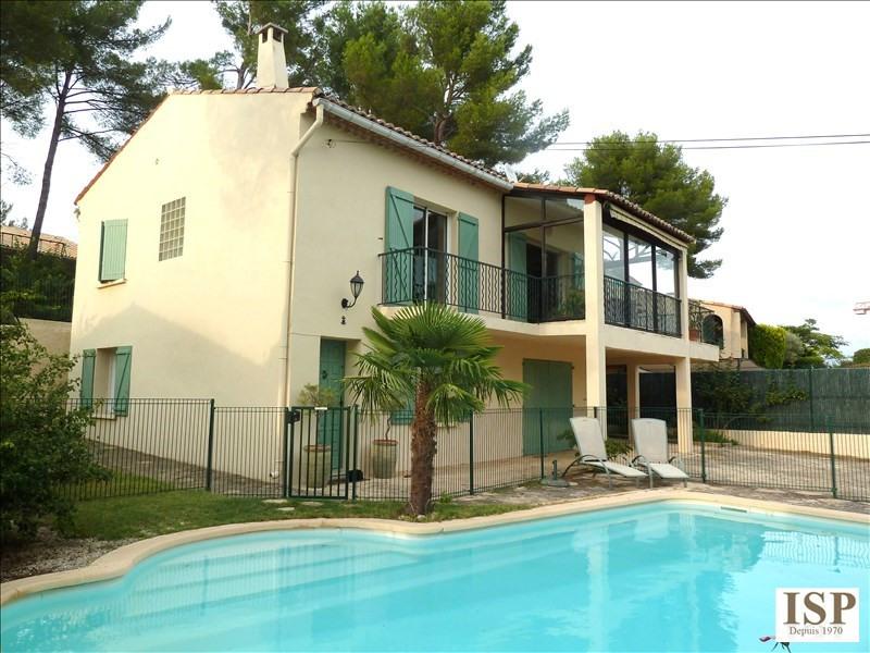 Vente maison / villa Rousset 477100€ - Photo 1