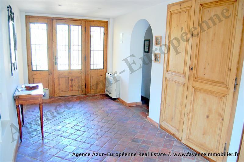 Vente de prestige maison / villa Le canton de fayence 875000€ - Photo 17
