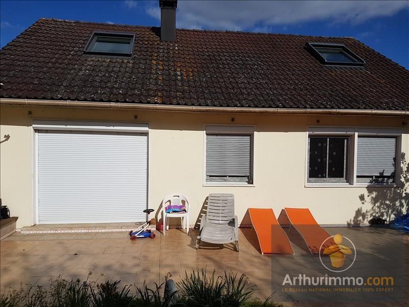 Vente maison / villa Savigny le temple 276000€ - Photo 1