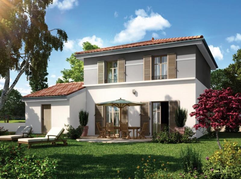Vente maison / villa Voiron 296157€ - Photo 1
