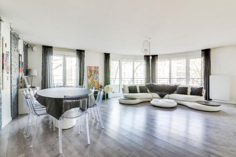 Deluxe sale apartment Boulogne billancourt 1050000€ - Picture 1