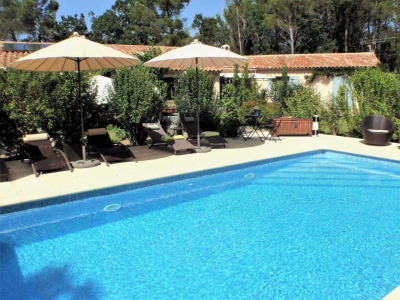 Deluxe sale house / villa Aups 735000€ - Picture 2