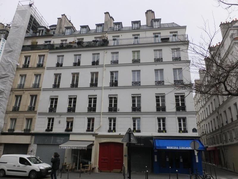 Location appartement Paris 3ème 954,66€ CC - Photo 7