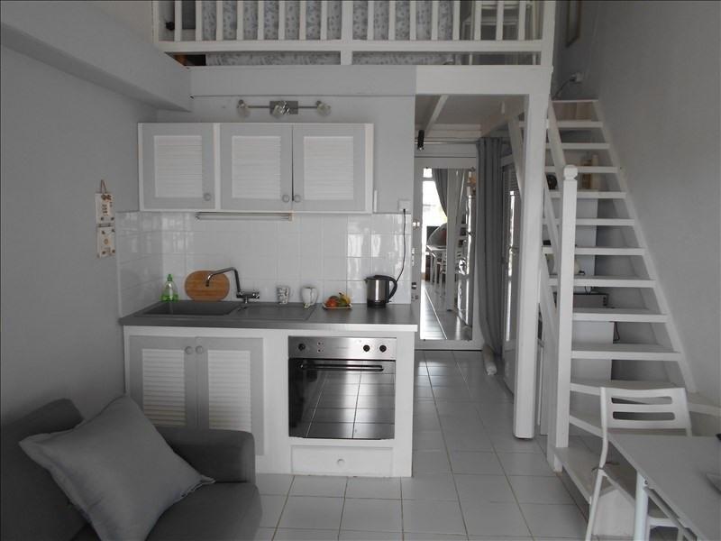 Venta  apartamento St francois 125000€ - Fotografía 1