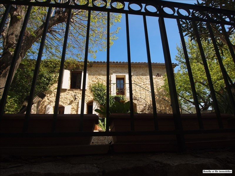 Vente maison / villa Uzes 339000€ - Photo 7