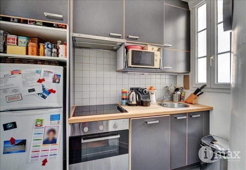 Sale apartment Courbevoie 345000€ - Picture 4