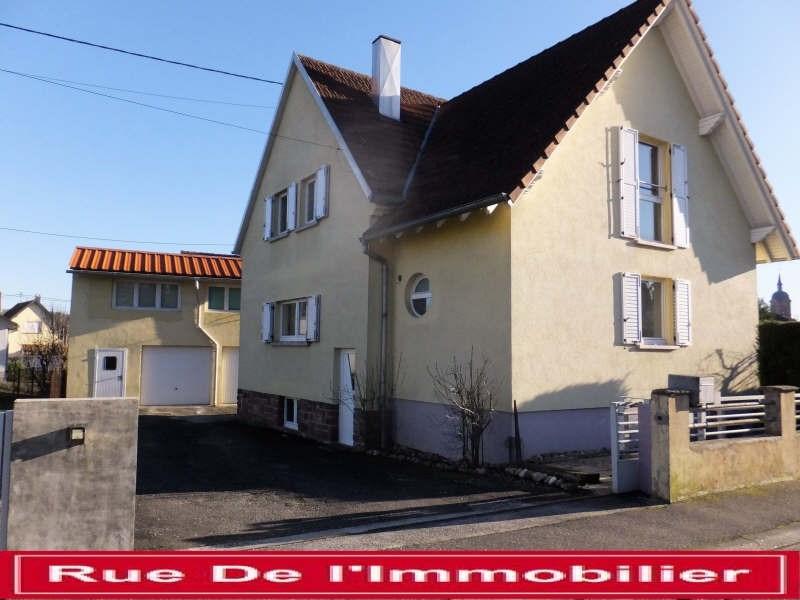 Vente maison / villa Reichshoffen 258000€ - Photo 1
