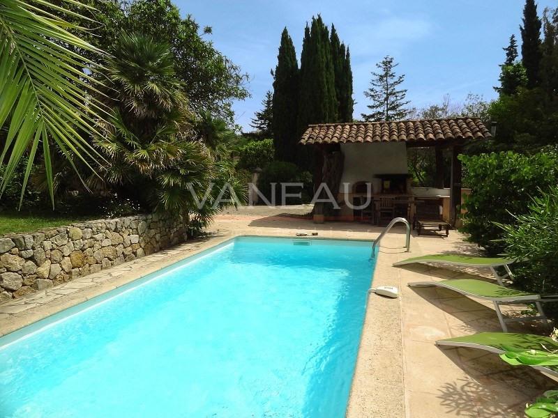 Vente de prestige maison / villa Antibes 1030000€ - Photo 11