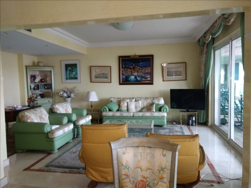 Vente de prestige appartement Le golfe juan 798 000€ - Photo 2