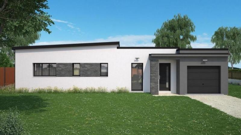 Maison  4 pièces + Terrain 846 m² Lorris par maisons ericlor