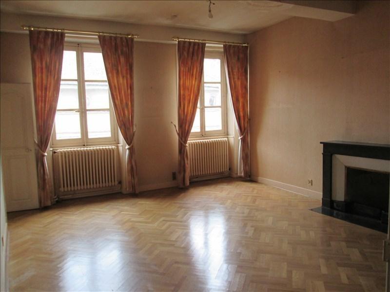 Sale apartment Pont de vaux 116000€ - Picture 1