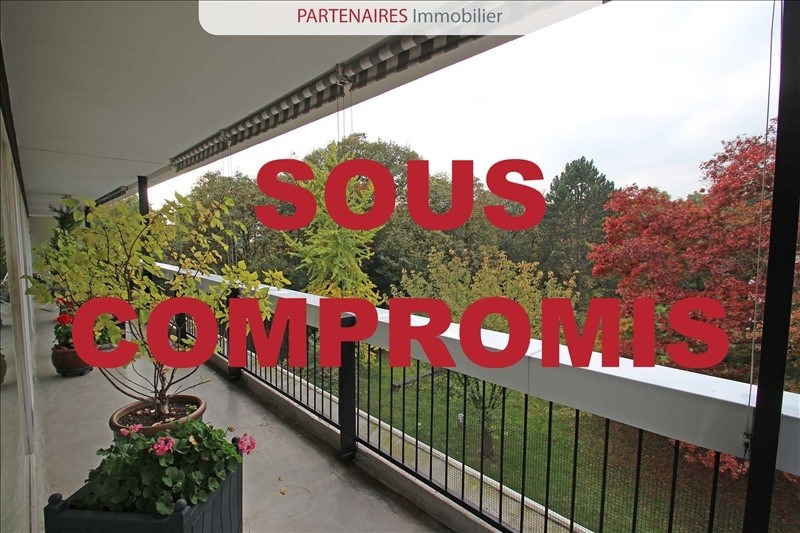 Vente de prestige appartement Rocquencourt 699 000€ - Photo 1